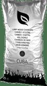 Ecobrasa Cuba Houtskool 15kg