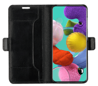 Dbramante1928 Copenhagen Slim Samsung Galaxy A51 Book Case Leather Black