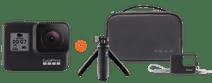 GoPro HERO 7 Black - Travel kit Basic