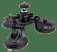 Caruba Triple Suction Cup PRO Mount