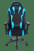 AKRacing Gaming Chair Core EX Wide SE - Zwart / Blauw