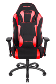 AKRacing Gaming Chair Core EX Wide SE - Zwart / Rood
