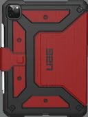 UAG Metropolis Apple iPad Pro 11 inches (2020) Book Case Red