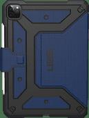 UAG Metropolis Apple iPad Pro 12,9 inches (2020) Book Case Blue