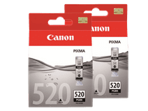 Canon PGI-520 Cartridges Fotozwart Duo Pack