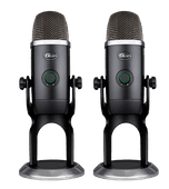 Blue Yeti X Duo Pack