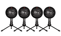 Blue Snowball Black Ice 4-pack