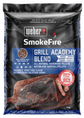 Weber Natural Hardwood Pellets - Grill Academy Blend