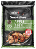 Weber Natural Hardwood Pellets - Apple