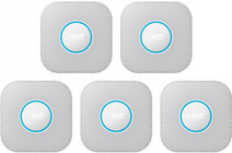 Google Nest Protect V2 (Battery) 5-pack
