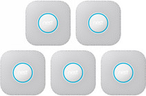 Google Nest Protect V2 Mains power 5-pack