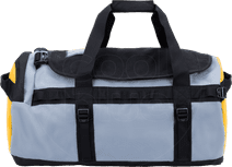 The North Face Gilman Duffel S Black/Mid Grey/TNF Yellow