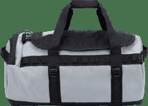 The North Face Gilman Duffel L 95L Black/Mid Grey