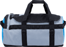 The North Face Gilman Duffel L 95L Black/Mid Grey/Clear Lake Blue