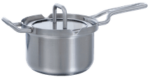 BK Q-Linair Master Glass Steelpan 16 cm