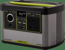 Goal Zero Yeti 200X Portable Power Station 187Wh