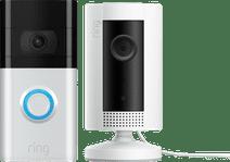 Ring Video Doorbell 3 + Indoor Cam