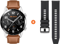 Huawei Watch GT 2 Silver/Brown 46mm