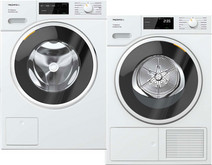 Miele WSG 363 WCS PowerWash 2.0 + Miele TSF 643 WP EcoSpeed