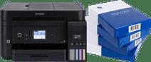 Epson EcoTank ET-4750 + A4 paper