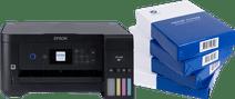 Epson EcoTank ET-2750 Unlimited + A4 paper