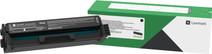 Lexmark C3220K0 Black Return Program Print Cartridge