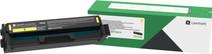 Lexmark C3220 Toner Geel (Retourneringsprogramma)
