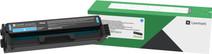 Lexmark C332 Toner Cyaan (Hoge Capaciteit)
