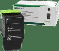 Lexmark C2320 Toner Zwart (Retourneringsprogramma)