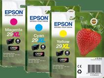 Epson 29XL Cartridges Combo Pack