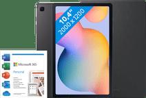 Starter pack - Samsung Galaxy Tab S6 Lite 64 GB WiFi Gray