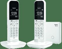 Gigaset CL390 Wit + extra handset