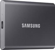 Samsung T7 Portable SSD 2TB Gray