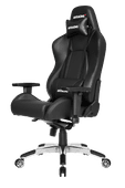 AKRacing Gaming Chair Master Premium - Carbon / Zwart