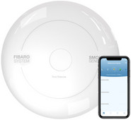 Fibaro Smoke Sensor (2 years) - Works with Toon