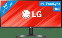LG 34WL50S