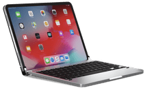 Brydge Apple iPad Pro 11 inches (2020/2018) Bluetooth Keyboard Cover Silver