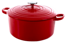 BK Bourgogne Dutch Oven 24cm Chili Red