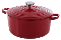 BK Bourgogne Dutch Oven 28 cm Chili Red