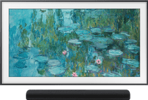 Samsung QLED Frame 55LS03T + Soundbar (Zwart)