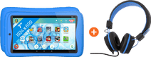 Kurio Tab Connect Studio 100 Blue + Headphones