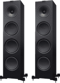 KEF Q550 Duo Pack Black