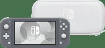 Nintendo Switch Lite Grijs + Travel Case