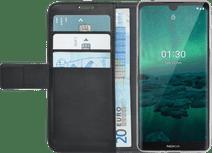 Azuri Wallet Nokia 1.3 Book Case Zwart