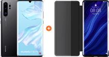 Huawei P30 Pro 128GB Black + P30 Pro View Flip Cover Book Case Black