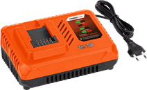 Powerplus Dual Power Acculader 20 - 40V