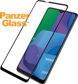 PanzerGlass Case Friendly Samsung Galaxy A21s Screenprotector Glas