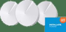 TP-Link Deco M9 Plus 3-Pack + Installatie service