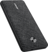 Anker PowerCore Fabric Powerbank 10,000mAh Power Delivery Black