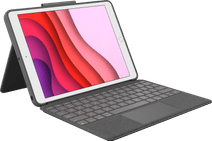 Logitech Combo Touch Apple iPad (2019) Toetsenbord Hoes QWERTY